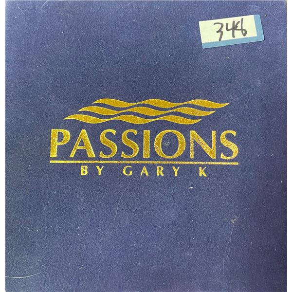 Passions By Gary K Coin Set