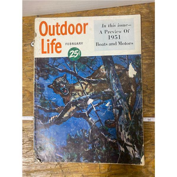 1951 Outdoor life mag boats-motors