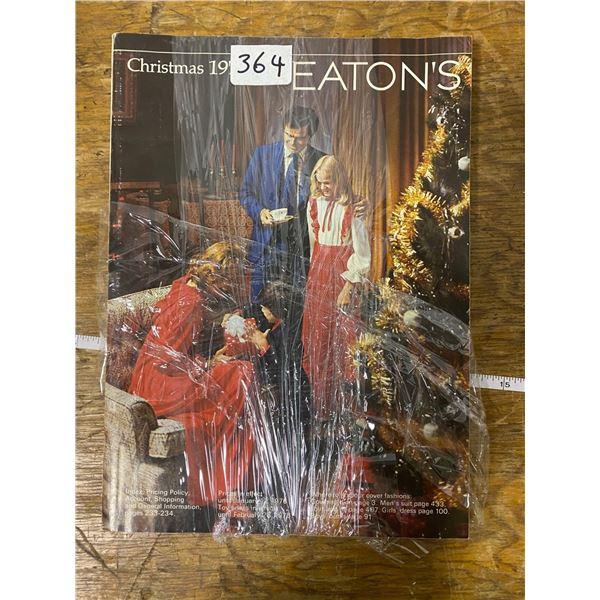 1975 Eaton's Christmas book