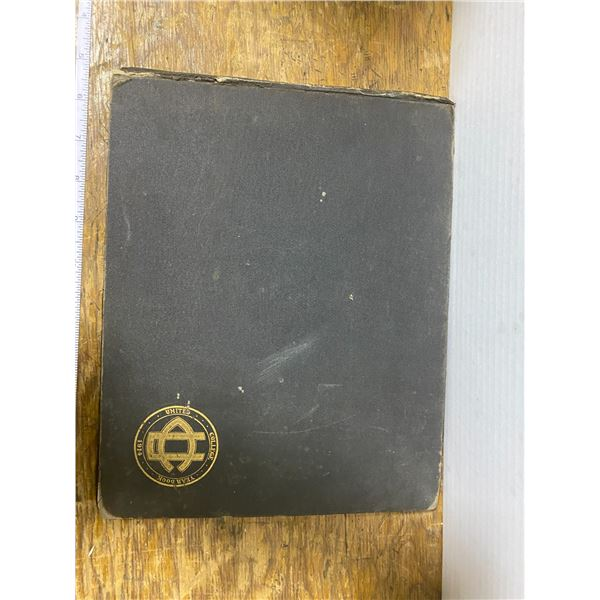 United year book 1913-14 (rare)