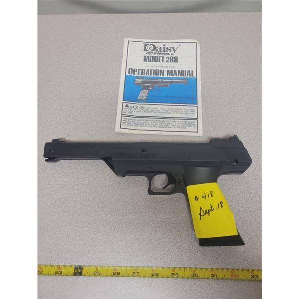 DAISY 288 PELLET GUN