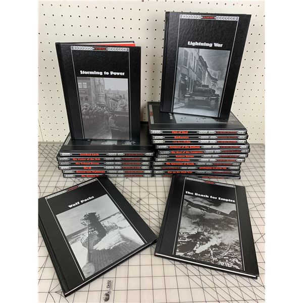 TIME LIFE THE THIRD REICH HADCOVER BOOK SET