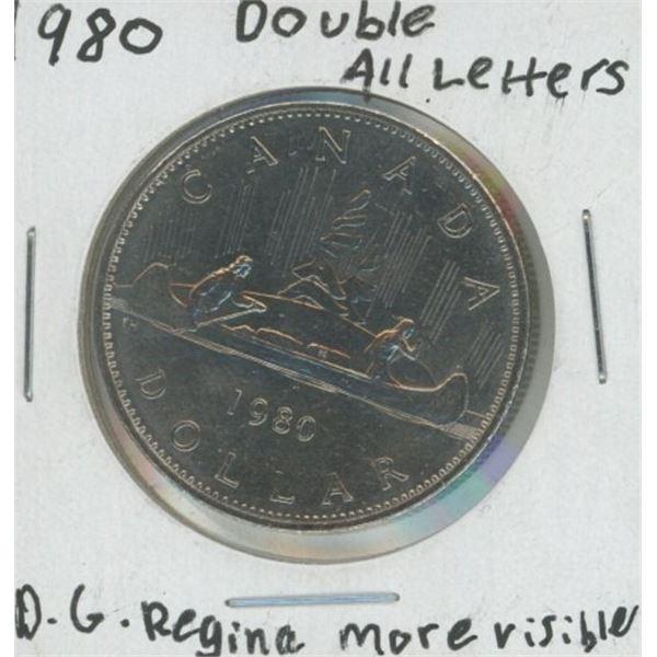 1980 Canadian Dollar