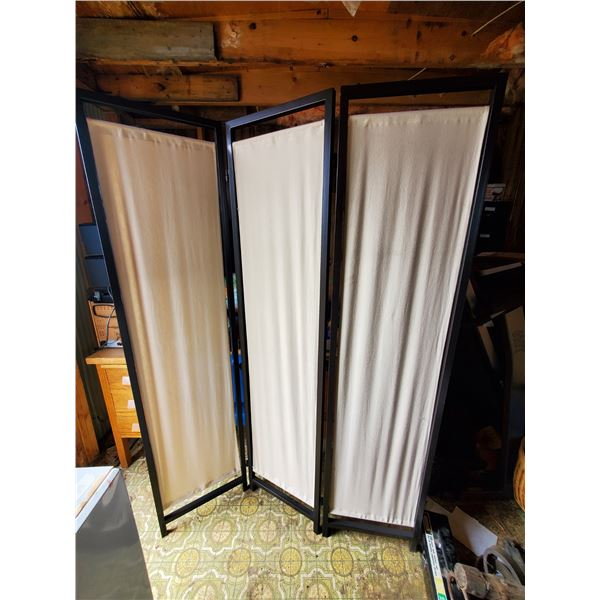 """71.5""""w ROOM DIVIDER (EACH PANEL 17""""w)"""
