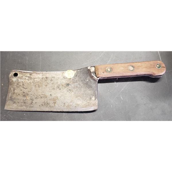 Large very heavy cleaver