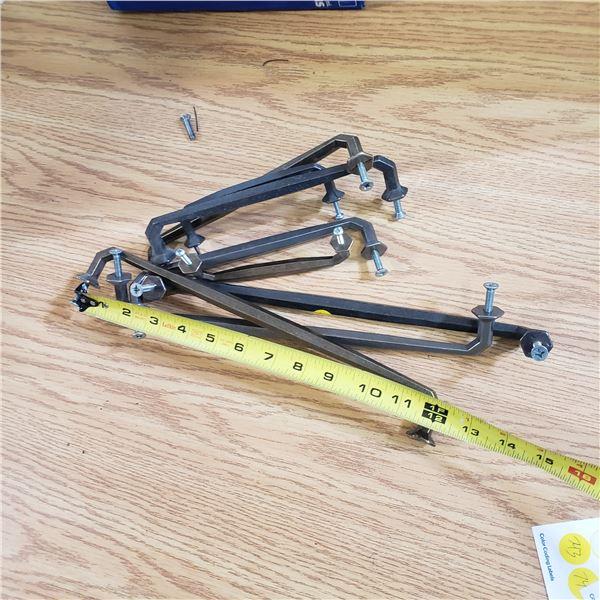 8 heavy pulls