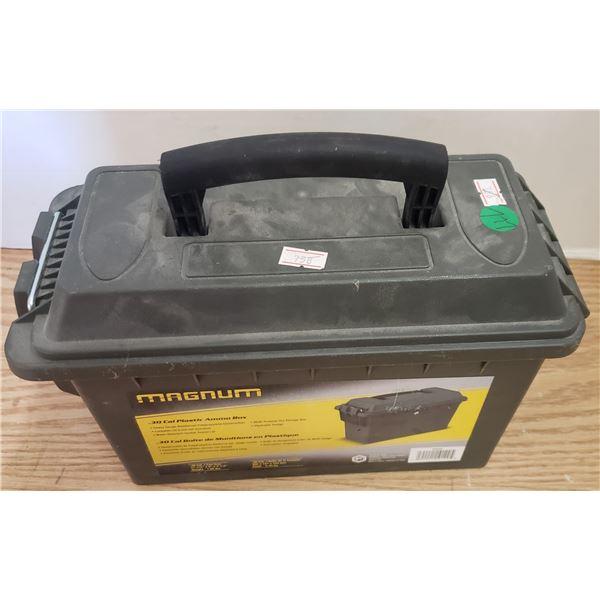 Ammo box Ammunition box