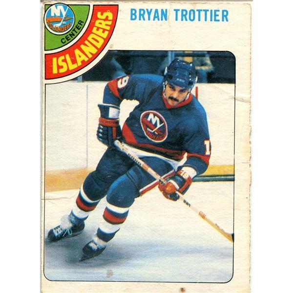 1978/79 OPC CARD BRYAN TROTTIER