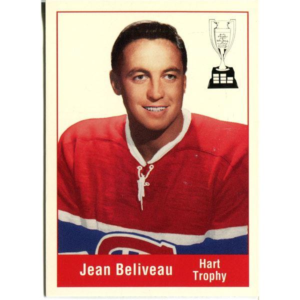 1994 PARKHURST CARD JEAN BELIVEAU