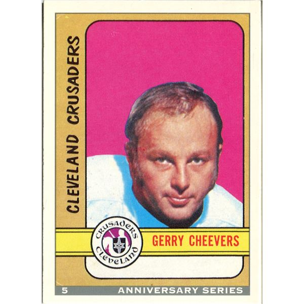 OPC CARD GERRY CHEEVERS