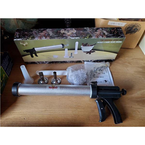 REDHEAD JERKY GUN
