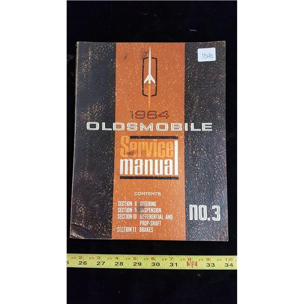 1964 Oldsmobile service manual