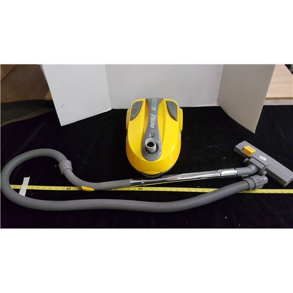 Small Eureka compact vacuum cleaner