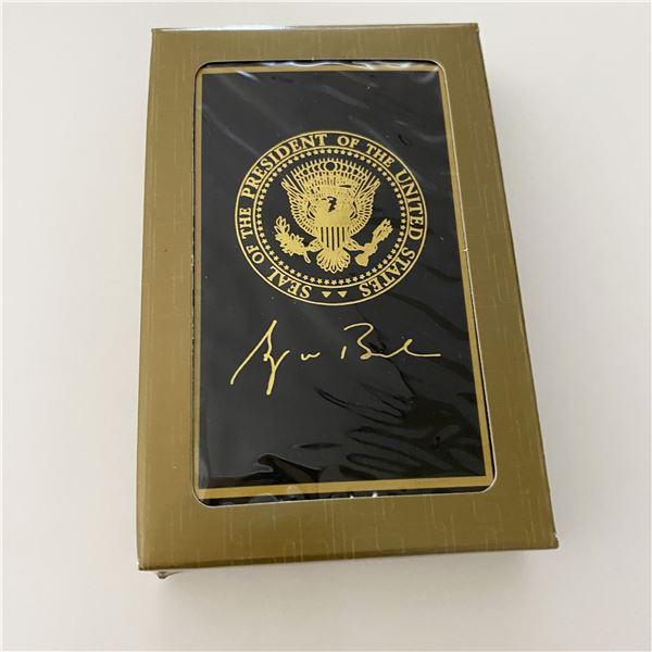 George W. Bush Presidential Playing Cards