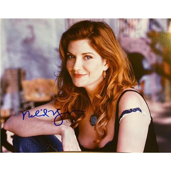 Melinda McGraw signed photo