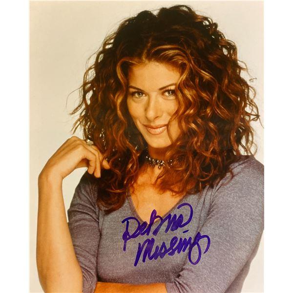 Debra Messing signed photo