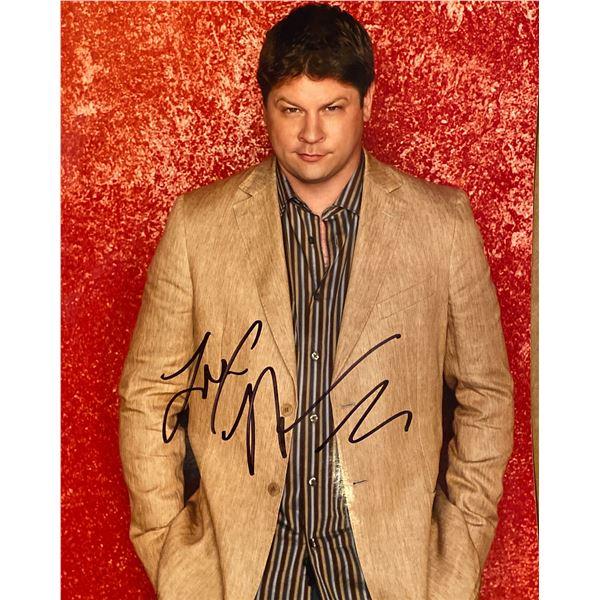 Lex Medlin signed photo