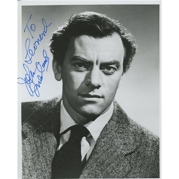 "John Ireland ""All the Kings Men"" signed photo"