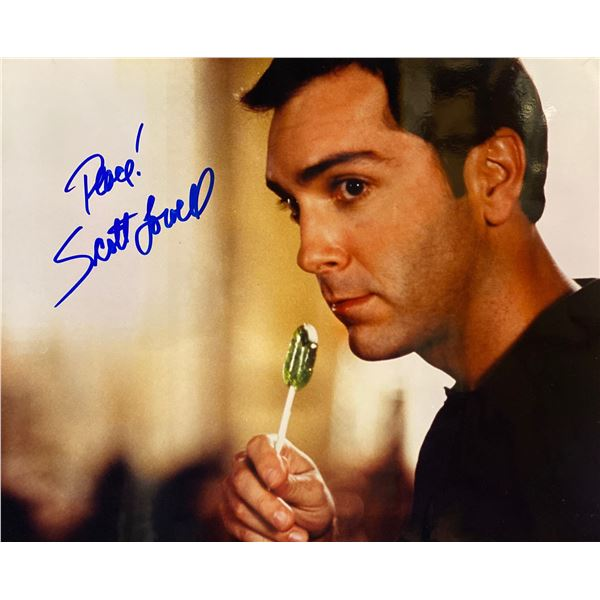 Scott Lowell signed photo