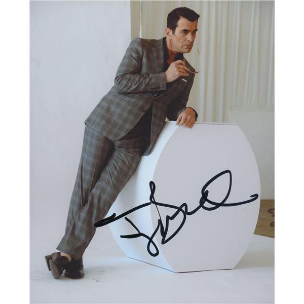 Ty Burrell signed photo