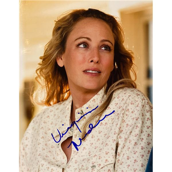 Virginia Madsen signed photo