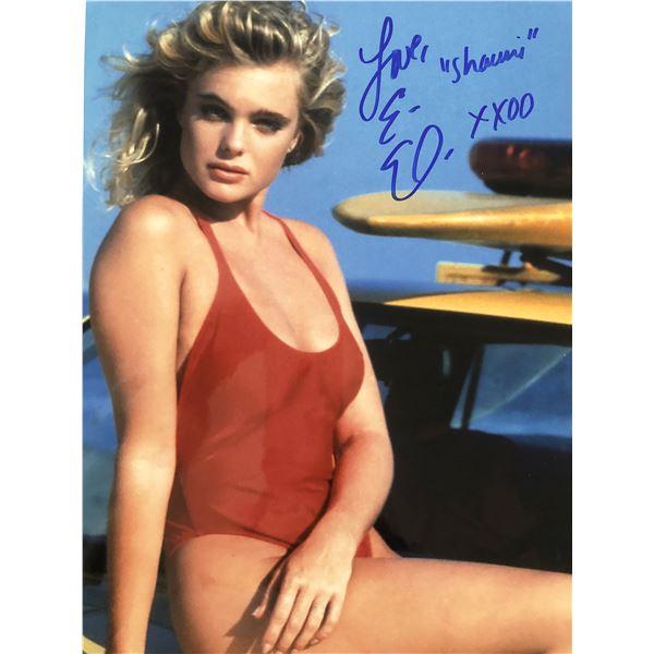 Baywatch Erika Eleniak signed photo