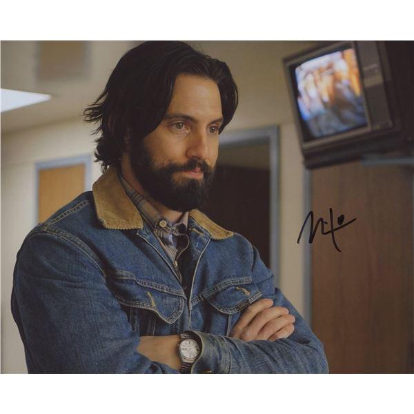 "Ventimiglia signed ""This Is Us Milo"" television photo"