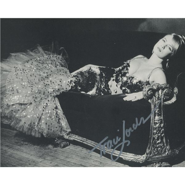Traci Lords signed photo