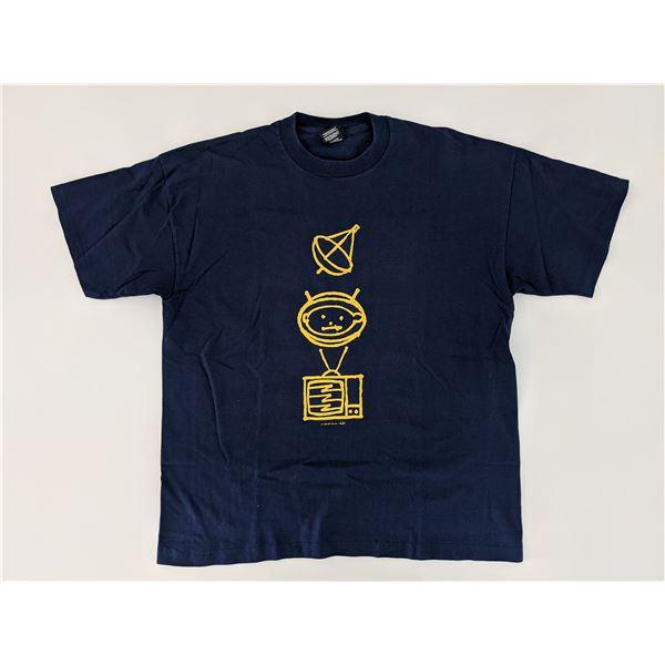 U2 Rare Achtung Zooropa Tour T-Shirt