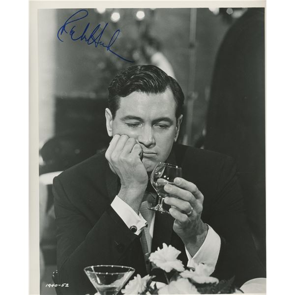Rock Hudson signed photo