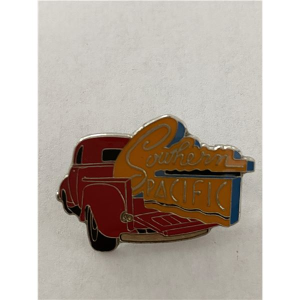 Southern Pacific vintage pin