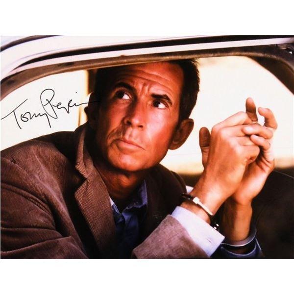 Anthony Perkins signed photo