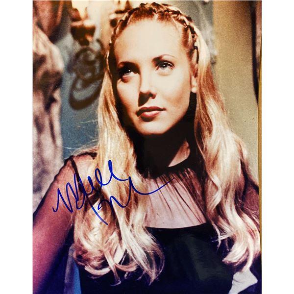 Mercedes McNab signed photo