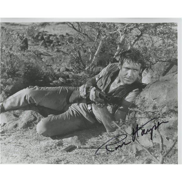 Garrison's Gorilla's Ron Harper signed photo