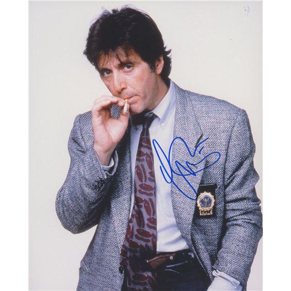 Al Pacino signed movie photo
