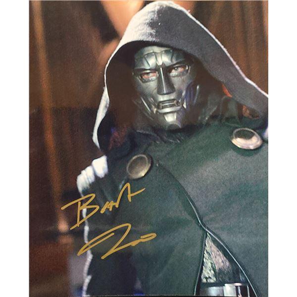 The Fantastic Four Julian McMahon signed movie photo