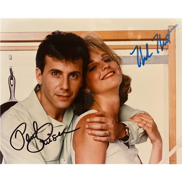 Mad About You Helen Hunt and Paul Reiser signed photo