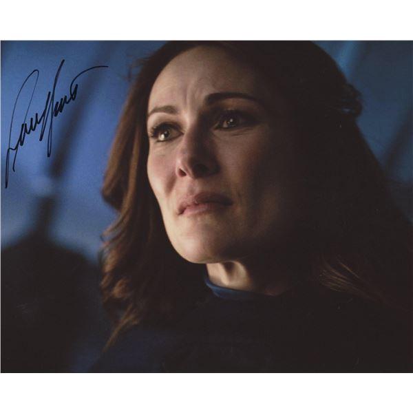 Laura Benanati signed photo