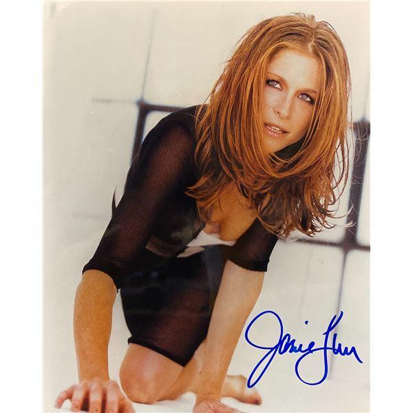 Jamie Luner signed photo