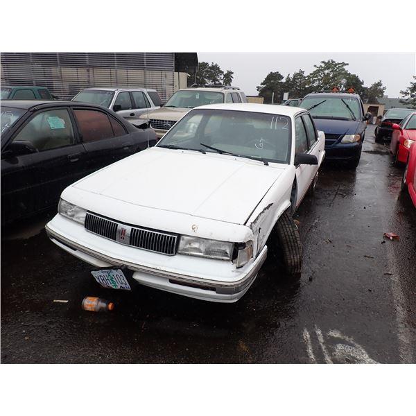 1996 Oldsmobile Ciera