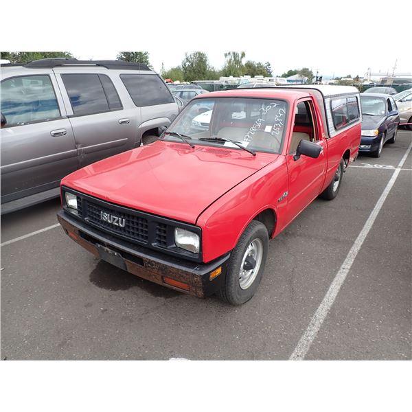 1987 Isuzu Pickup
