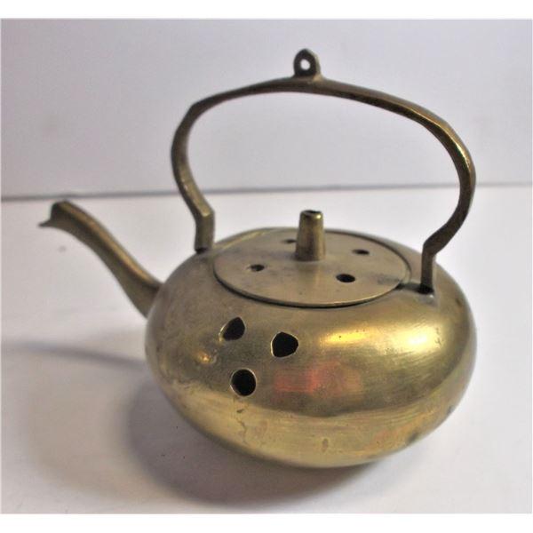 Brass Miniature Incense Burner