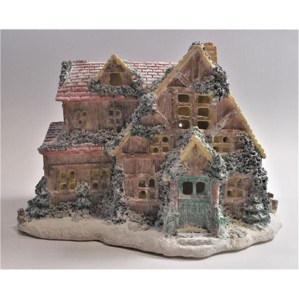 Christmas Village - House
