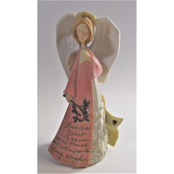 Foundations Brand Ceramic Angel in Christmas Box