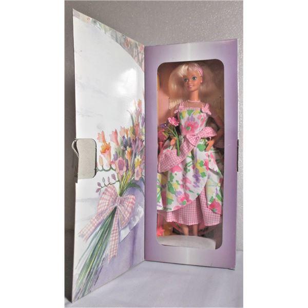 Avon Special Edition Spring Petals Barbie - In Box