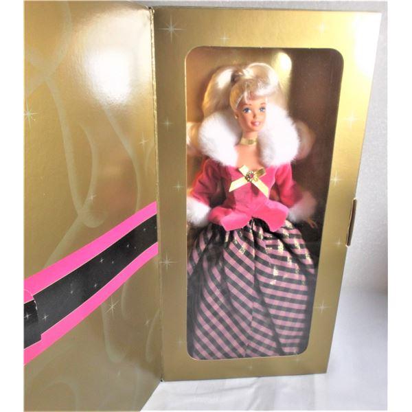 Avon Special Edition Winter Rhapsody Barbie - In Box