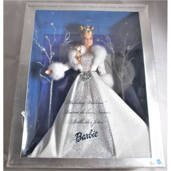 2003 Holiday Visions Special Edition Barbie - In Box