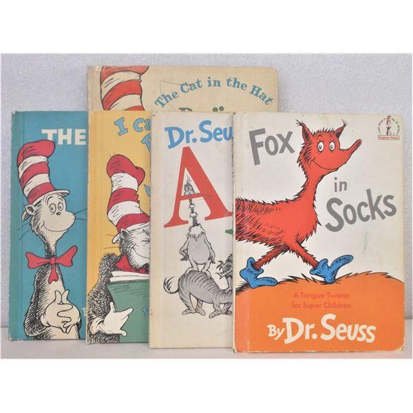 Lot of Dr. Seuss Books