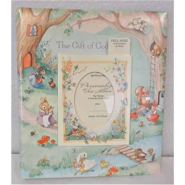 Hallmark Baby Keepsake Book