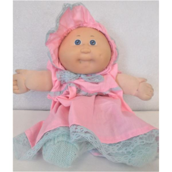 Vintage Cabbage Patch Doll - 1986 - Preemie, - WITH Birth Certificate